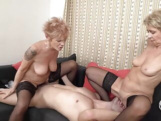 blowjob fuck mature tube