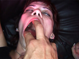 gangbang private german tube